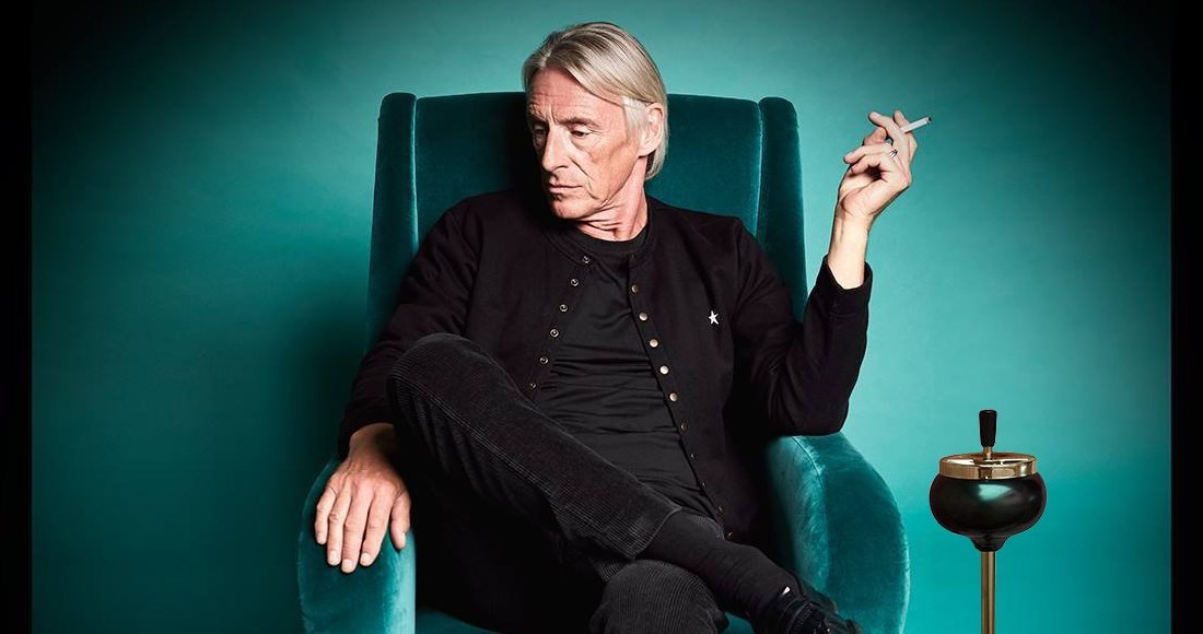 It's Paul Weller vs Eminem for this week's Number 1 album