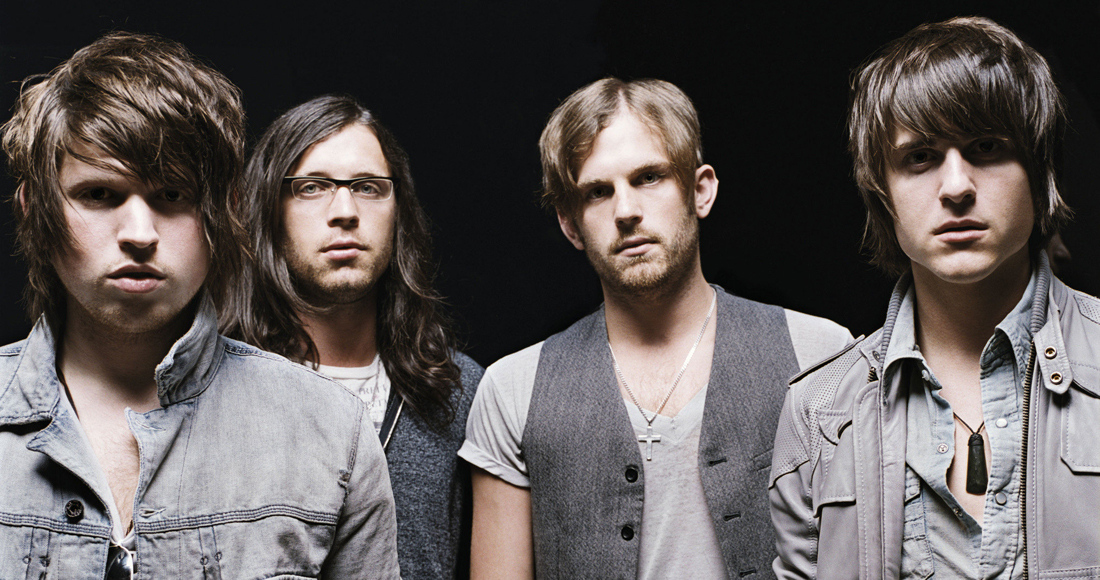 Number 1 on the Official Chart in 1998: Kings of Leon - Sex On Fire