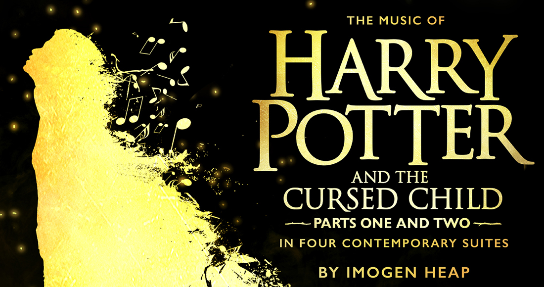 Music from Harry Potter and the Cursed Child gets album release