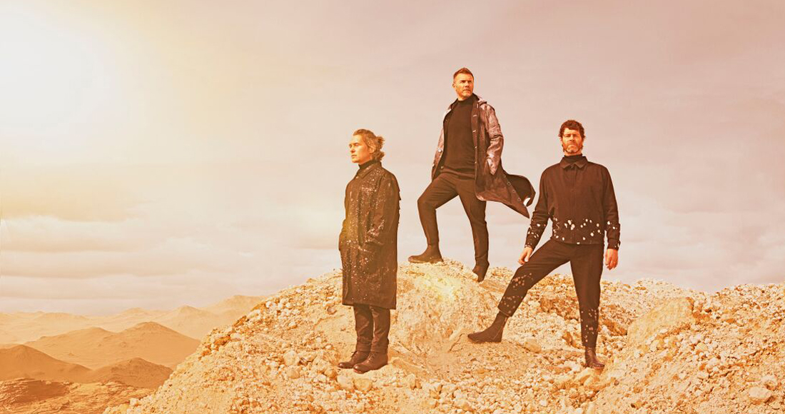 Take That announce greatest hits album and tour