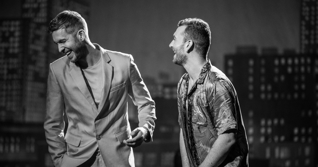 Calvin Harris & Sam Smith extend reign at singles Number 1