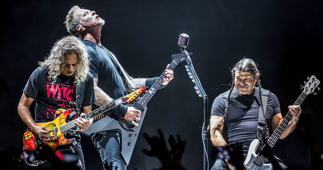 Metallica announce two UK stadium shows