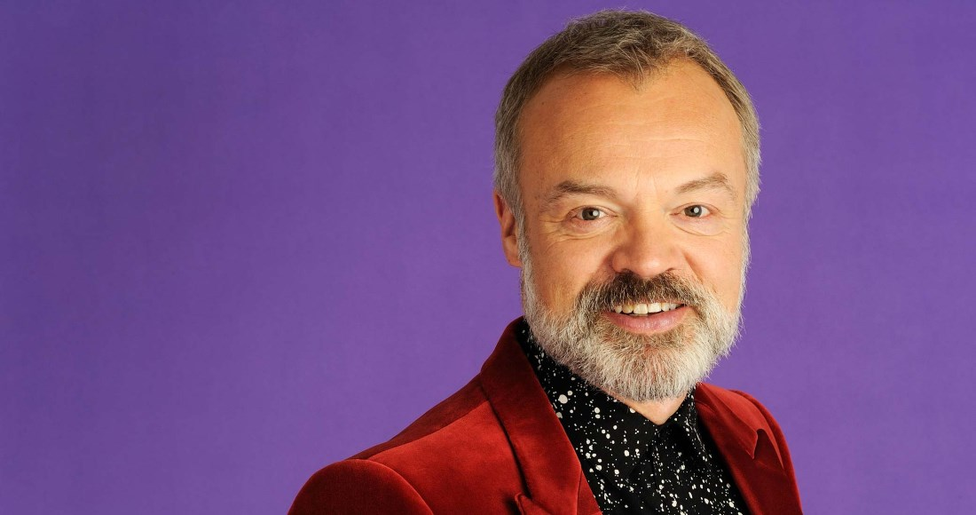 Who is performing on The Graham Norton Show this series?