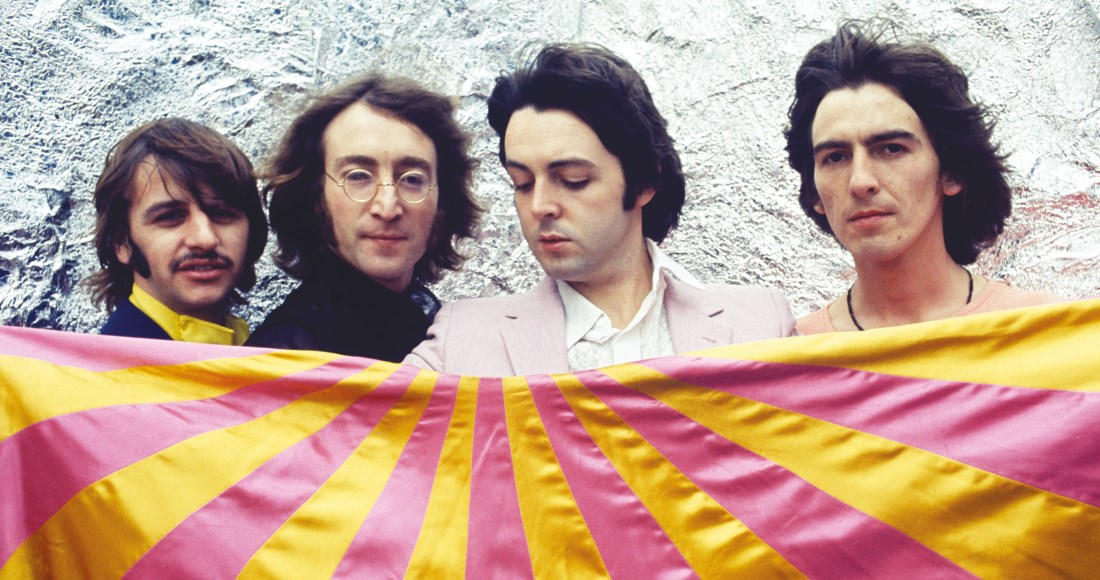 A 50th anniversary reissue of The Beatles' The White Album has been announced