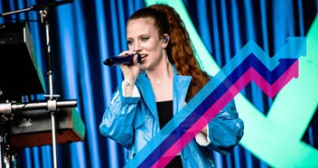 Jess Glynne's All I Am climbs to Number 1 on the Official Trending Chart