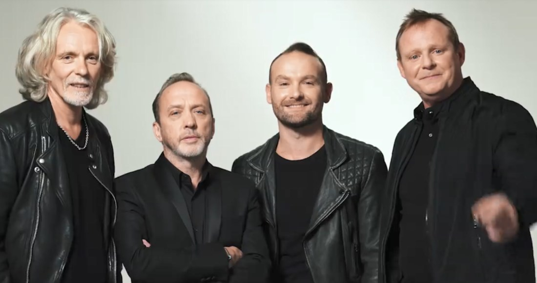 Liberty X's Kevin Simm is the new lead singer of Wet Wet Wet