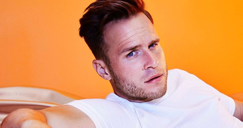 Olly Murs will release his new single this Friday