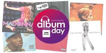 Official Charts team reveal their favourite albums of all time