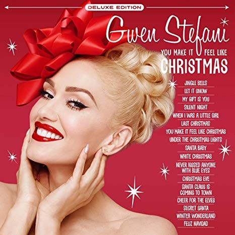 Let it snow: New Christmas albums coming in 2018