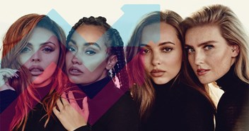 Little Mix's Woman Like Me lands at Number 1 on the Official Trending Chart