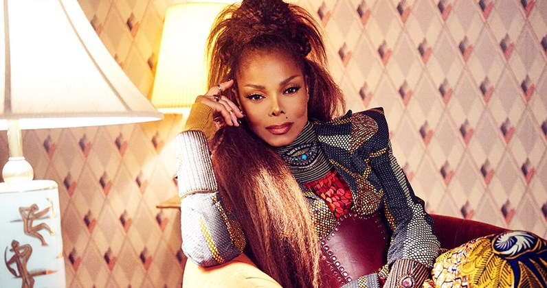 Janet Jackson's Top 40 biggest downloads