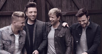 Westlife announce The Twenty Tour UK and Ireland area dates