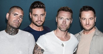 "Boyzone discuss Gary Barlow writing their new single Love: ""It's an honour, it's full circle"""