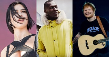 Ed Sheeran, Stormzy and Dua Lipa help UK music industry hit an all-time high