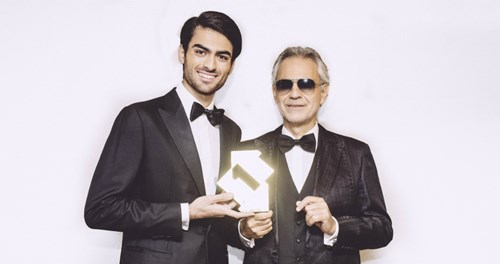 Andrea Bocelli Scores First Classical Number 1 Album In 21