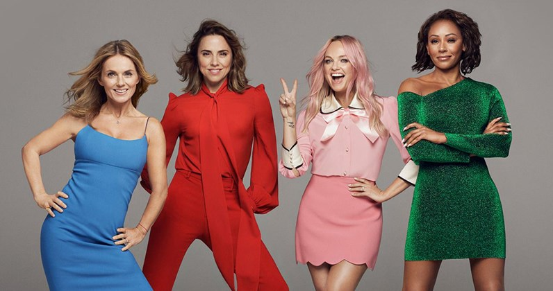 Resultado de imagen de spice girls 2018