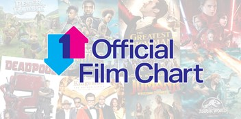 The Official Film Chart, the world's first weekly rundown counting movie downloads, launches online