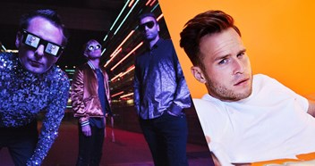Olly Murs vs. Muse for Number 1 on this week's Official Albums Chart