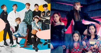 How K-Pop acts BTS and Blackpink made history in Ireland in 2018
