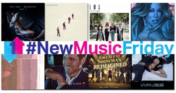 This week's new releases: Mumford & Sons, Little Mix, Michael Buble, more