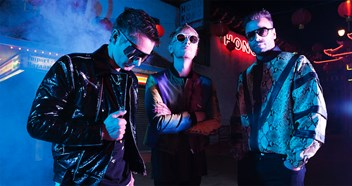 Muse's Simulation Theory becomes their sixth Number 1 on the Official Albums Chart