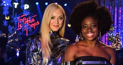 Top of the Pops' Christmas and New Year line-up revealed