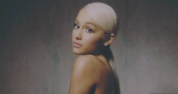 Ariana Grande sets new streaming record with thank u, next on the Official Irish Singles Chart