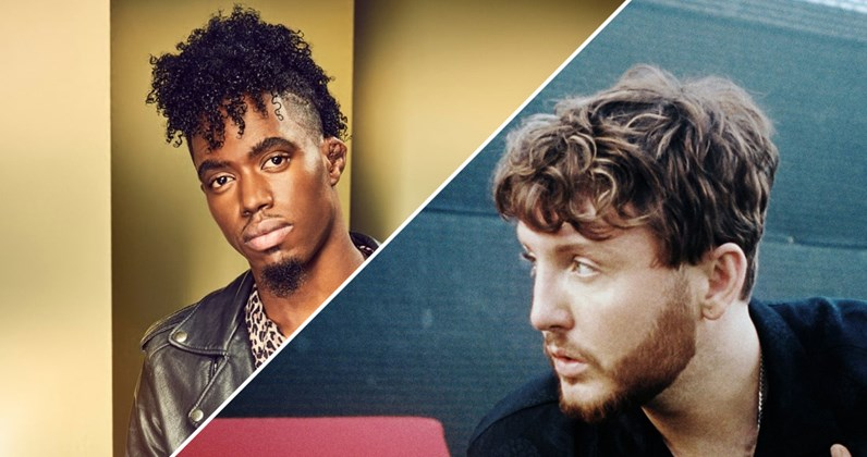 Dalton Harris ft. James Arthur complete UK singles and albums chart history