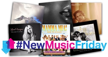This week's new releases: Ariana Grande, Zayn Malik, Katy Perry, more