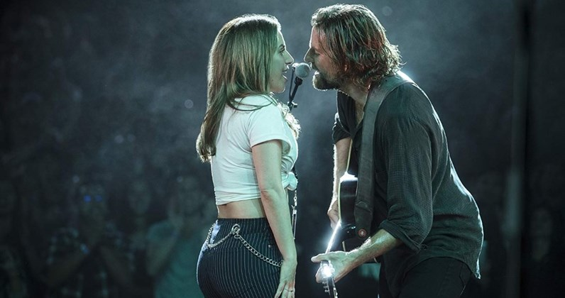 A Star Is Born returns to Number 1 on the Official Irish Albums Chart