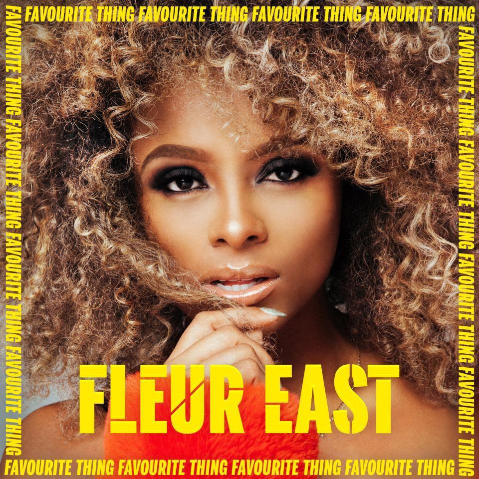 "Fleur East >> álbum ""Fearless"" Fleur-east-favourite-thing"