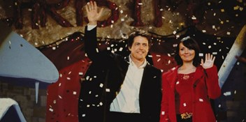 Love Actually leads all-time Top 10 biggest selling festive films on disc