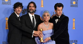 Lady Gaga talks about writing Shallow as she wins Golden Globe for Best Original Song