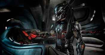 The Predator makes impressive debut at Number 1 on the Official Film Chart