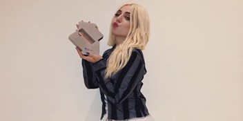 Ava Max's Sweet But Psycho scores a fourth week at Number 1 on the Official Singles Chart
