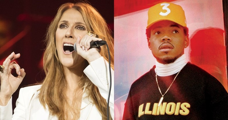 Celine Dion and Chance The Rapper follow Lady Gaga in removing their R. Kelly collaborations from streaming services