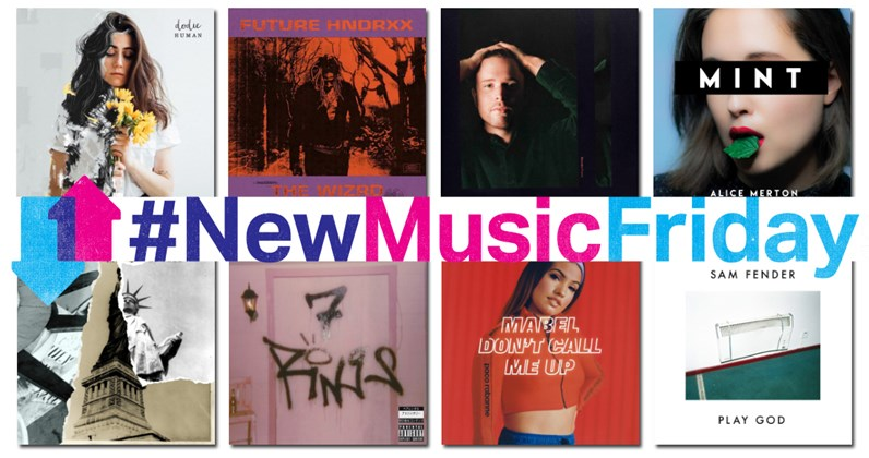 New releases: Ariana Grande, James Blake, dodie