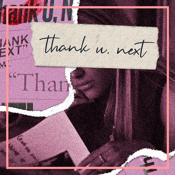Ariana Grande shares tracklisting and artwork for new album