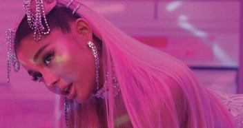 Ariana Grande claims the Official Irish Chart Double