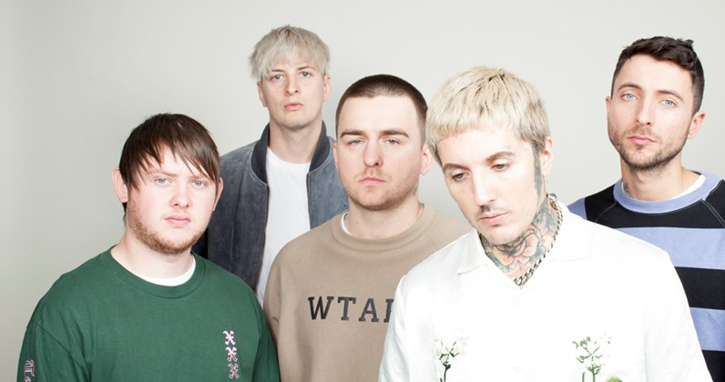 Bring Me The Horizon complete UK singles and albums chart history