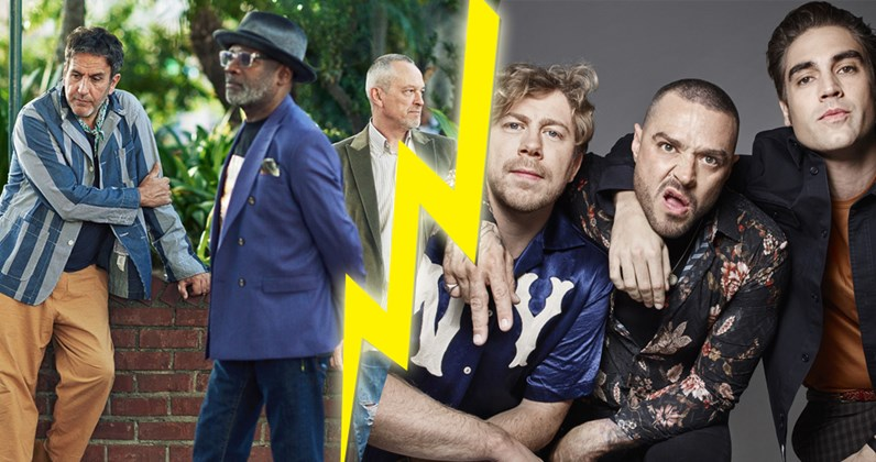 The Specials overtake Busted in race for Number 1 album