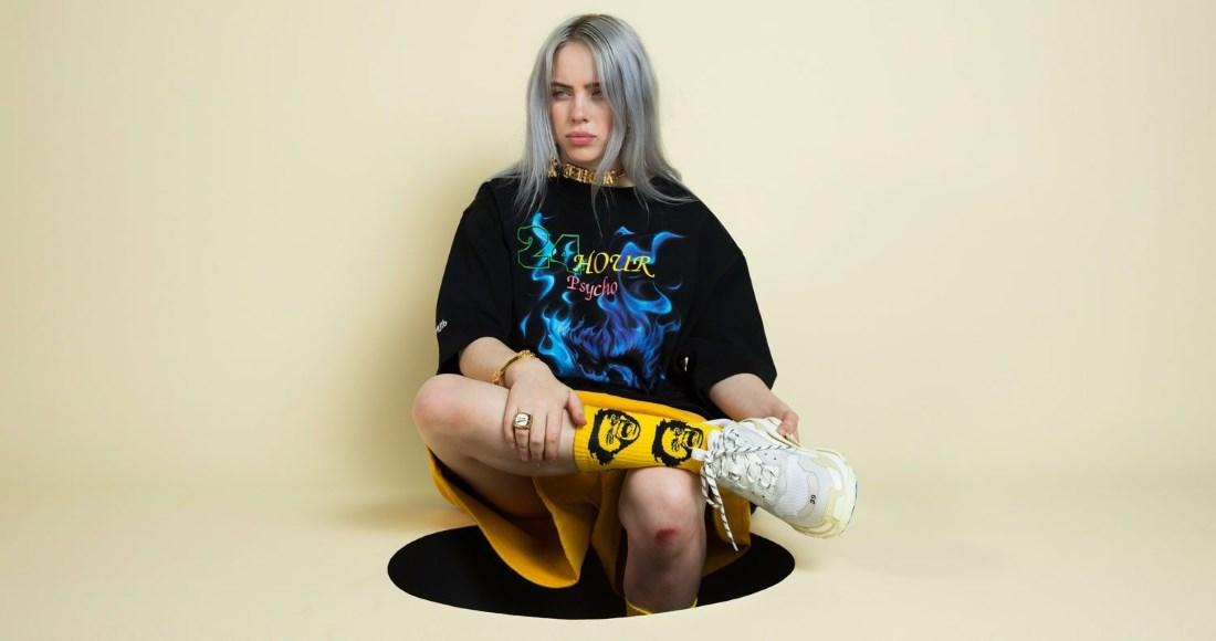 Billie Eilish, 17, breaks United Kingdom album record
