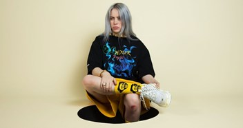 Billie Eilish's Don't Smile At Me hits the Official Irish Albums Chart Top 5 for the first time