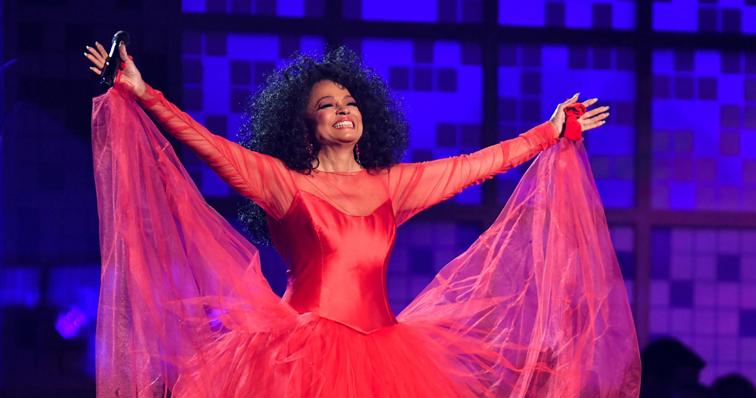 Diana Ross gives supreme birthday performance at Grammys | newkerala.com #100193