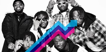 NSG's Options, Cardi B & Bruno Mars' Please Me feature in this week's Official Trending Chart