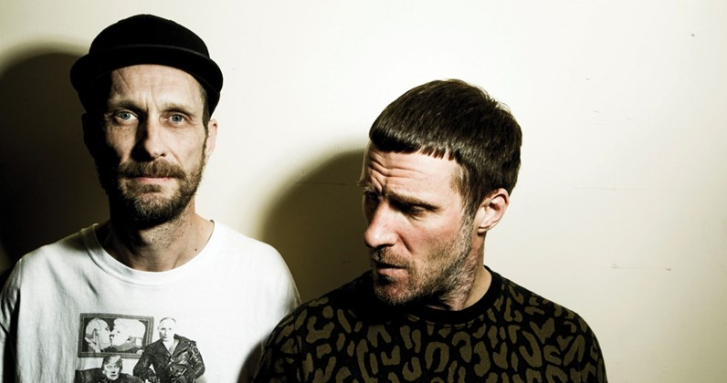 Sleaford Mods hit songs and albums