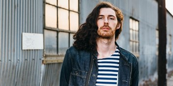 Hozier's charity single The Parting Glass performed on RTE's The Late Late Show set for the Official Irish Singles Chart