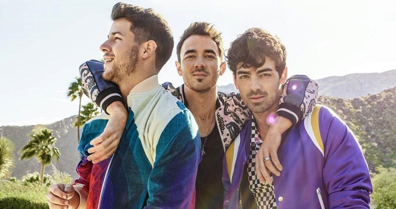 Jonas Brothers complete UK singles and albums chart history