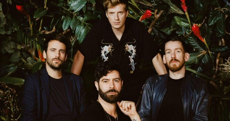 Foals complete UK singles and albums chart history