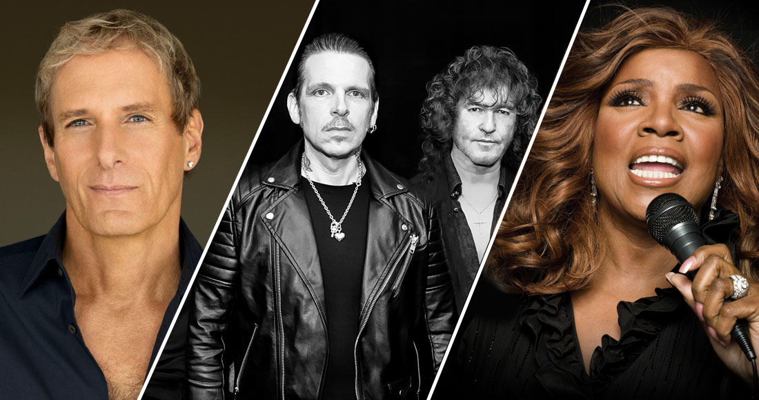 Win tickets to Rewind Festival 2019, headlined by Thin Lizzy, Gloria Gaynor and Michael Bolton